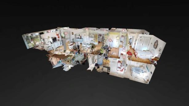 Visite virtuelle immobilière dans le Var