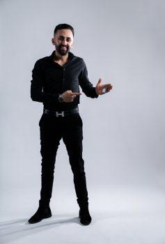 Négociateur Mustafa MCHICHOU