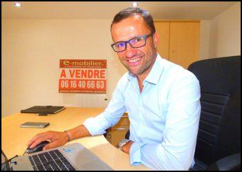 Négociateur Fabrice Presle