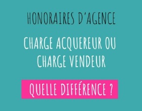 honoraires d'agence immobiliere