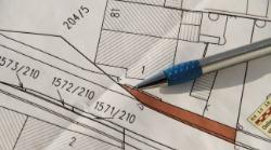 plan d'architecte, dessin, construction, projet