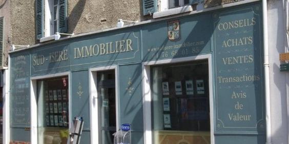 agence immobilière Sud-Isère