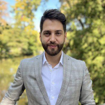 Négociateur Matteo GURY