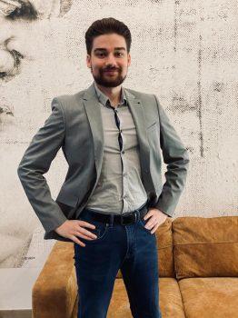 Négociateur Valentin SOCQUET