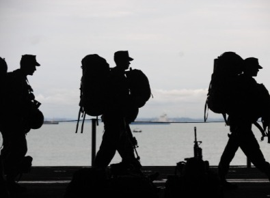 1 km 1 soldat mort pour la France 1 famille soutenue !