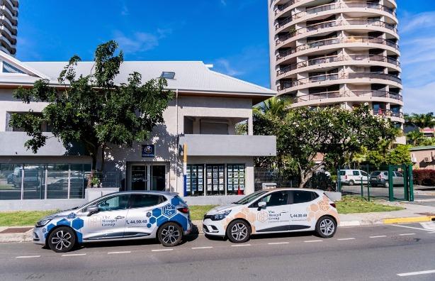agence immobilière à Nouméa