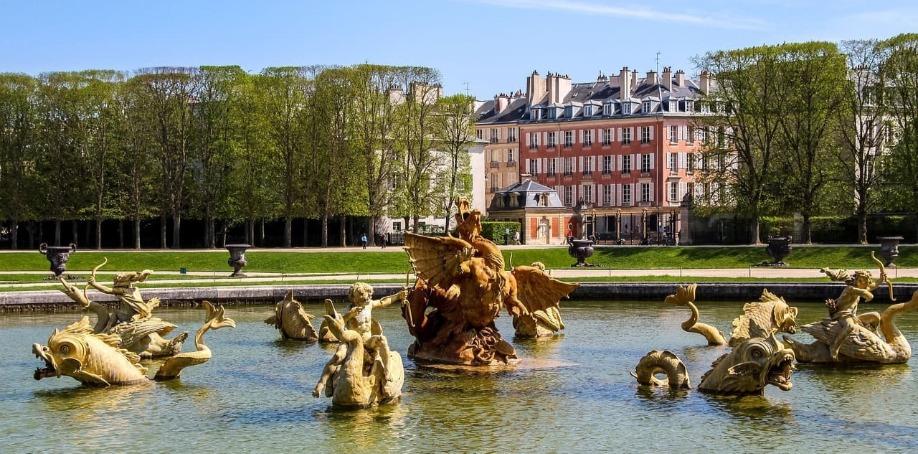 agence immobilière Versailles