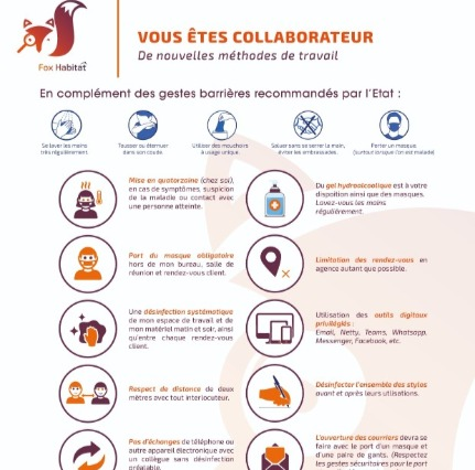 Les engagements de nos collaborateurs
