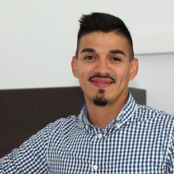 Négociateur Flavio Andino