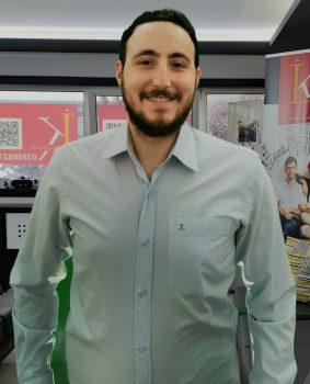 Négociateur Elie Mezghrani