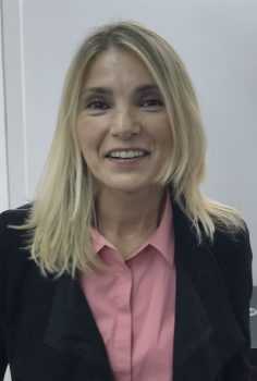 Négociateur Yuliya ELIAS
