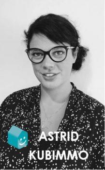 Négociateur Astrid LABBÉ DE MONTAIS