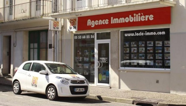 contact agence immobilière Agen