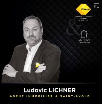 Négociateur Ludovic LICHNER