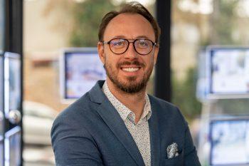 Négociateur Arnaud De Santi