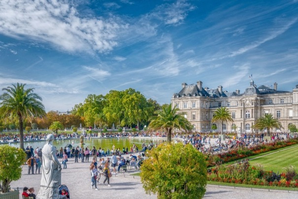 agence immobilière Jardin du Luxembourg