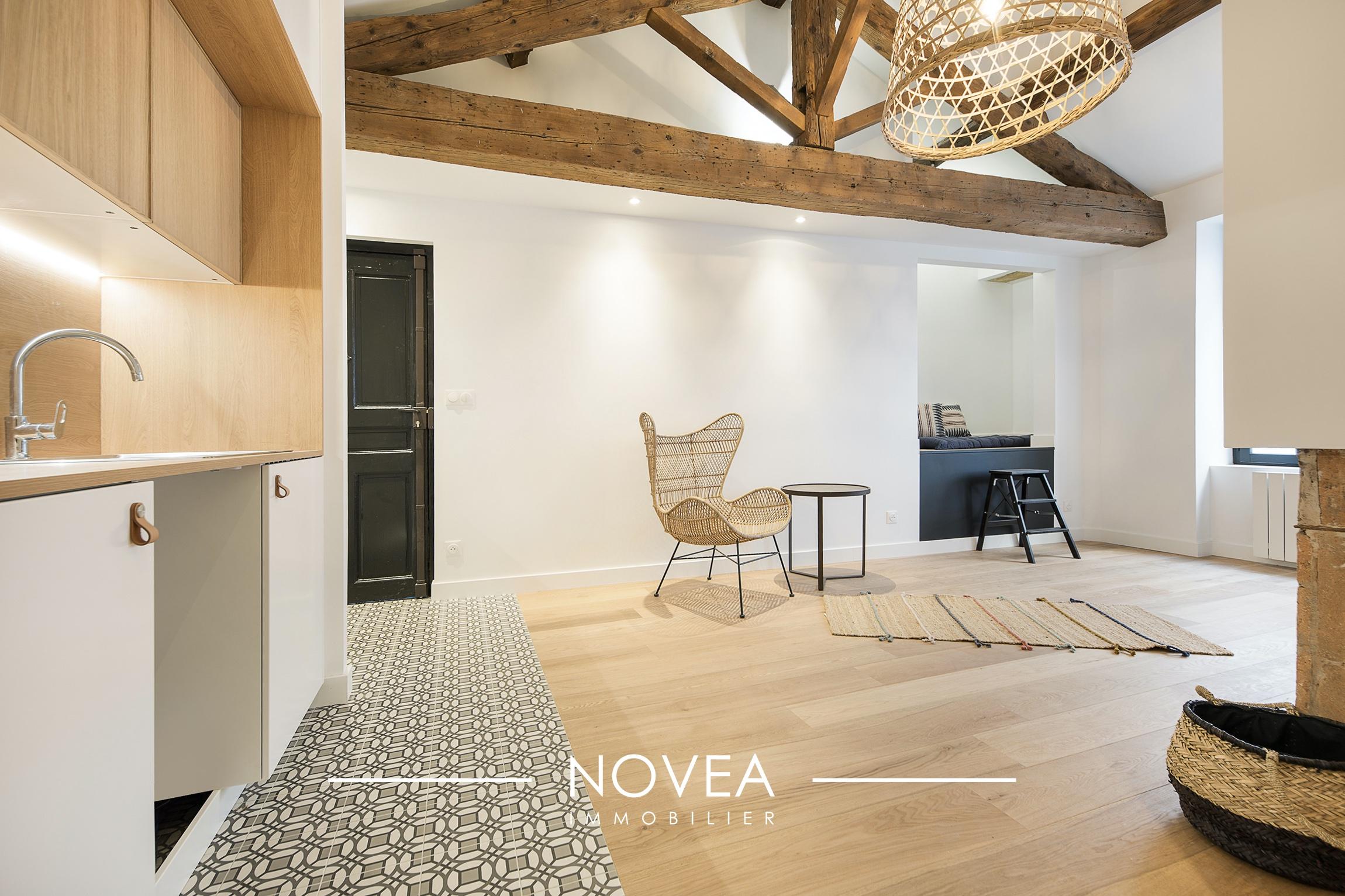 Agence immobilière sur Lyon 4