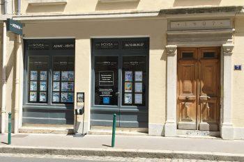 Négociateur Agence NOVEA Immobilier Lyon Croix-Rousse