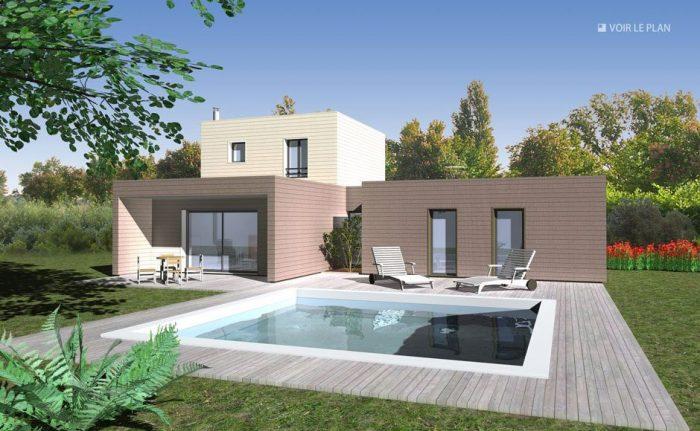 ANTIBES Villa Bio Climatique - ACCI, Agence immobilière à Villeneuve