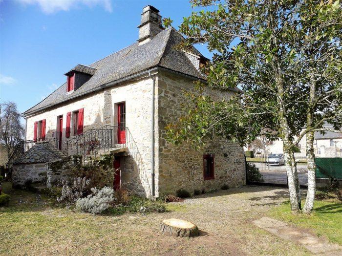 Maison ancienne Laguenne 125 m²