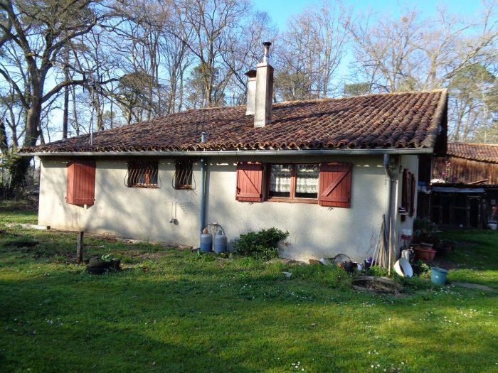 viager maison 4 pièces Lacquy 40120