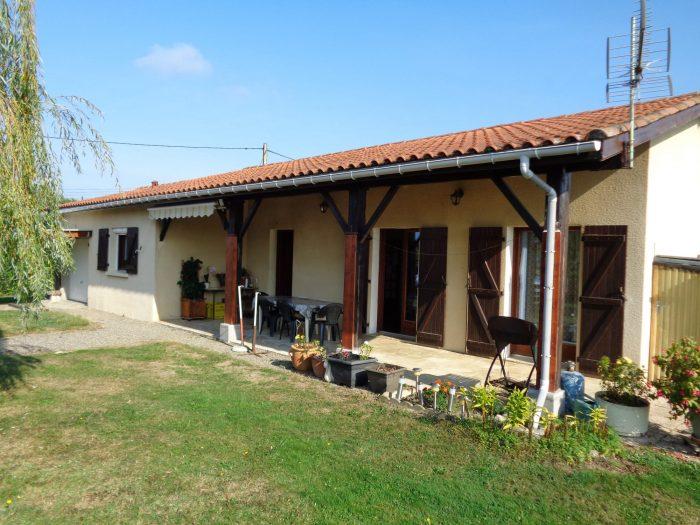 viager maison 4 pièces Saint-Germé 32400