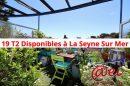 34 m² La Seyne-sur-Mer  2 pièces Appartement