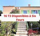 Appartement 79 m² Six-Fours-les-Plages  3 pièces