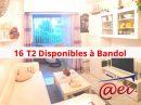 Appartement 30 m² Bandol  2 pièces