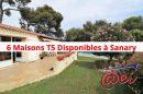 Maison 135 m² Sanary-sur-Mer  5 pièces
