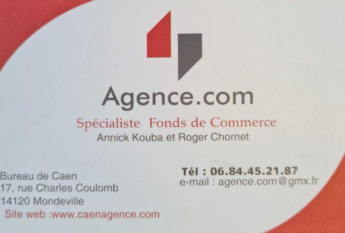 VenteCommerceHEROUVILLE-SAINT-CLAIR14200CalvadosFRANCE