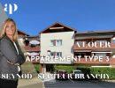 Appartement  Annecy  3 pièces 62 m²