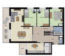 5 pièces 101 m² ANNECY CRAN-GEVRIER Appartement