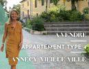 101 m² Appartement 4 pièces Annecy ANNECY