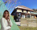 114 m²  5 pièces Annecy  Maison