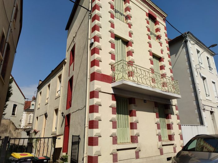 Vente Immeuble MONTLUCON 03100 Allier FRANCE