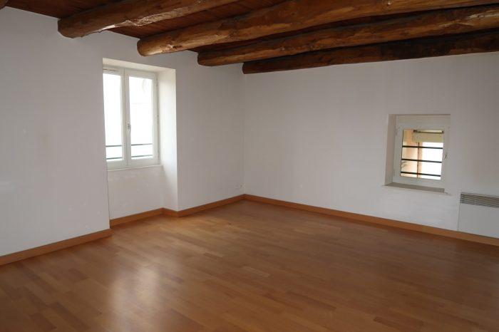 photo de TRAMAYES - Appartement avec mezzanine