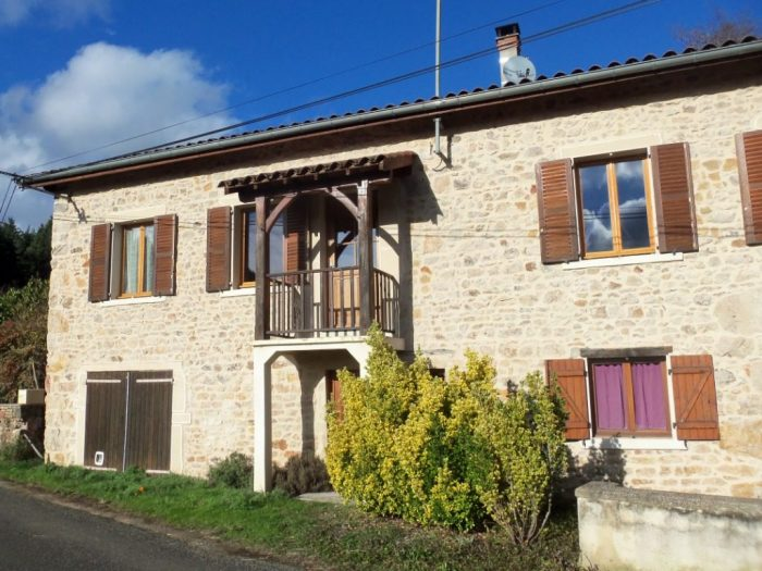 Maison ancienne Trambly 104 m²