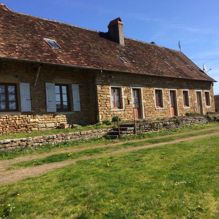 Maison ancienne Chevagny-sur-Guye 120 m²