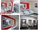 Fonds de commerce 106 m²  pièces