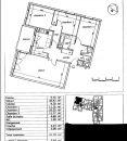 4 pièces Appartement 92 m² Rouen MATMUT