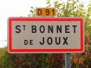 Terrain 0 m² Saint-Bonnet-de-Joux   pièces