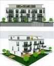 Appartement Kehl  91 m² 3 pièces