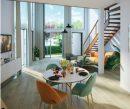 Appartement 47 m² Cergy  1 pièces