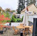 Maison  90 m² Chaumes-en-Brie  5 pièces
