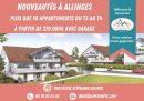 Appartement 75 m² 4 pièces Allinges