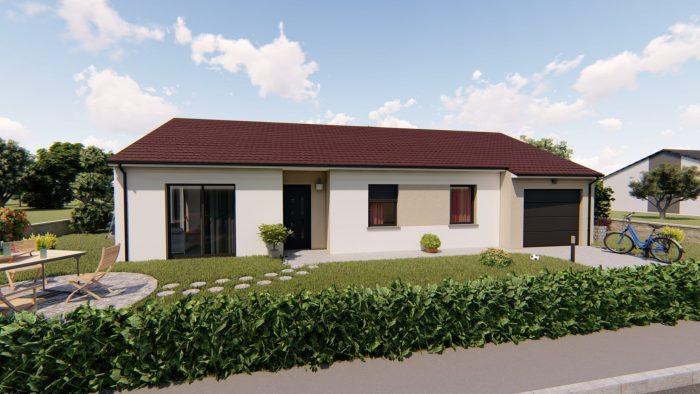 VenteMaison/VillaTHIAUCOURT-REGNIEVILLE54470Meurthe et MoselleFRANCE