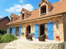 Proche Flesselles : Pavillon individuel 180m², sous-sol, 5 chambres, jardin