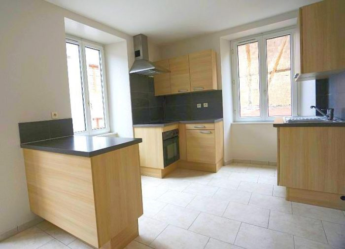 3 pièces 63 m² Barr   Appartement
