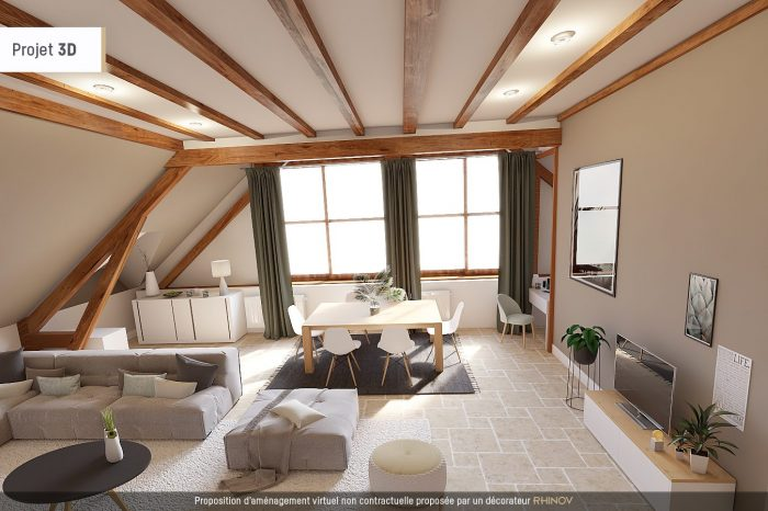 137 m² 5 pièces Appartement Barr